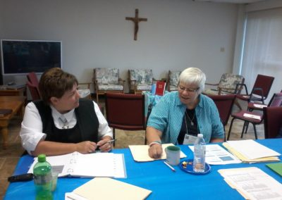 Association of Benedictine Retreat Centers meeting