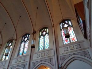 monastery retreat chapel